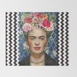 Forever Frida Throw Blanket