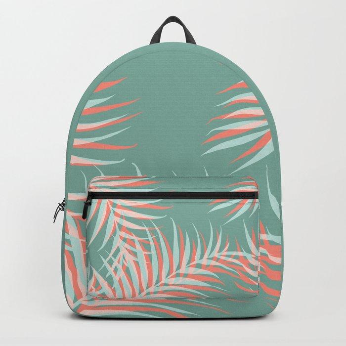 Palms Vision #society6 #decor #buyart Backpack