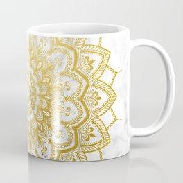 Pleasure Gold Coffee Mug