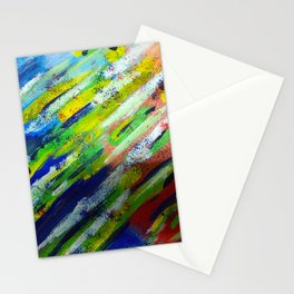 Underwater Painting Stationery Cards