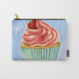 Culinary Life Cupcake Art Carry-All Pouch