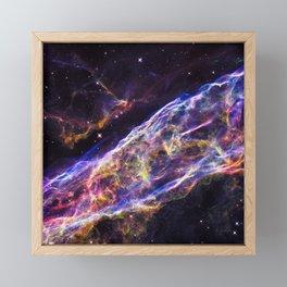 Witch's Broom Nebula Framed Mini Art Print