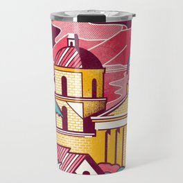 Santa Barbara Travel Mug