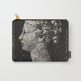 The Penny Black Postage Stamp Carry-All Pouch