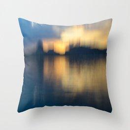 Esprit de Rio Throw Pillow