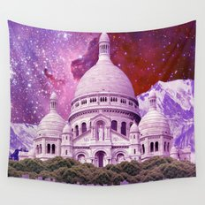 Hipsterland - Paris Wall Tapestry