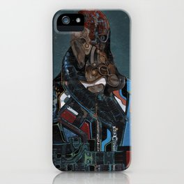 MAGELLAN iPhone Case