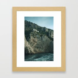 Capri 4 Framed Art Print