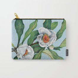 Franklin tree flowers Carry-All Pouch