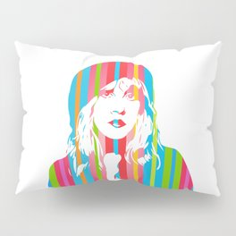 Stevie Nicks | Pop Art Pillow Sham