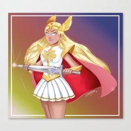 She-Ra Canvas Print