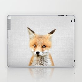 Baby Fox - Colorful Laptop & iPad Skin