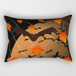 Oktober 31. Rectangular Pillow
