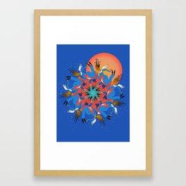 """"""" Desire """" Framed Art Print"""