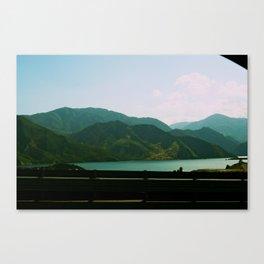 Interstate 5 Canvas Print