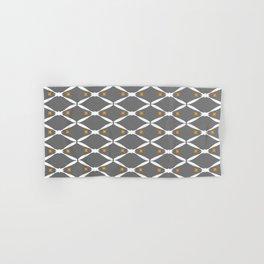 Gray Pattern No. 2 Hand & Bath Towel
