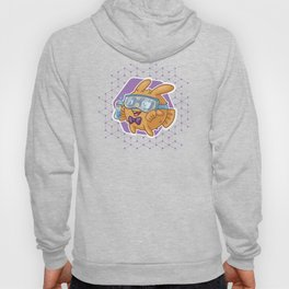 Nerdy Blowfish Science! Hoody