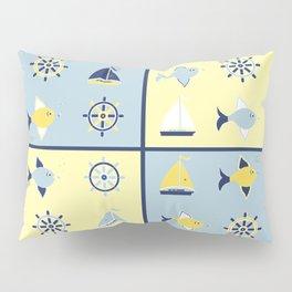 AFE Nautical Elements 2 Pillow Sham