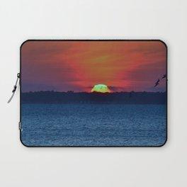 Sun Sinking Laptop Sleeve