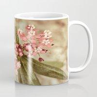 botanical Mugs featuring Botanical by MZ Photography