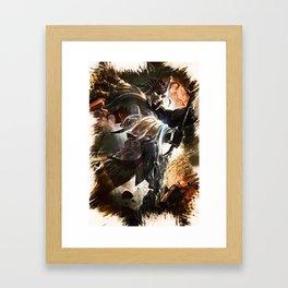 League of Legends JARVAN IV Framed Art Print