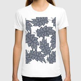Denim leaves 2+ T-shirt