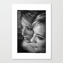 Portrait_060 Canvas Print