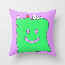 tili 02 Throw Pillow