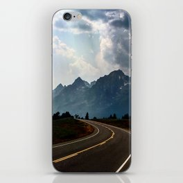 Grand Tetons iPhone Skin
