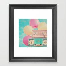 Boogie Fever Framed Art Print