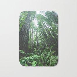 Redwood National Park- Pacific Northwest Nature Photography Bath Mat