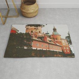 Gripsholm Castle  Rug