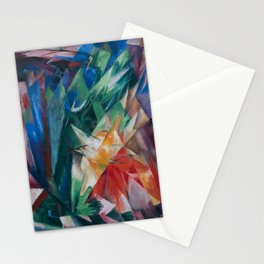 "Franz Marc ""Birds"" Stationery Cards"