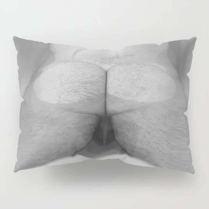 Man in Bathtub Pillow Sham
