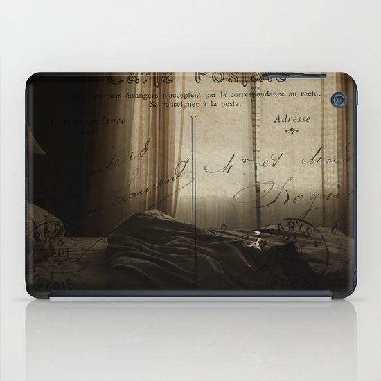 Waking up in Paris iPad Case