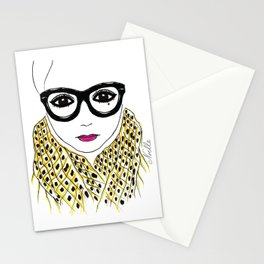 Alicia Frank Custom Stationery Cards
