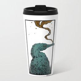 Cormorant Metal Travel Mug