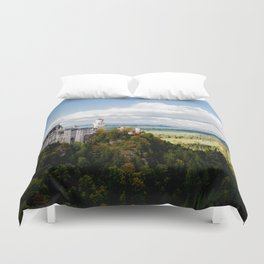 Magic castle Duvet Cover