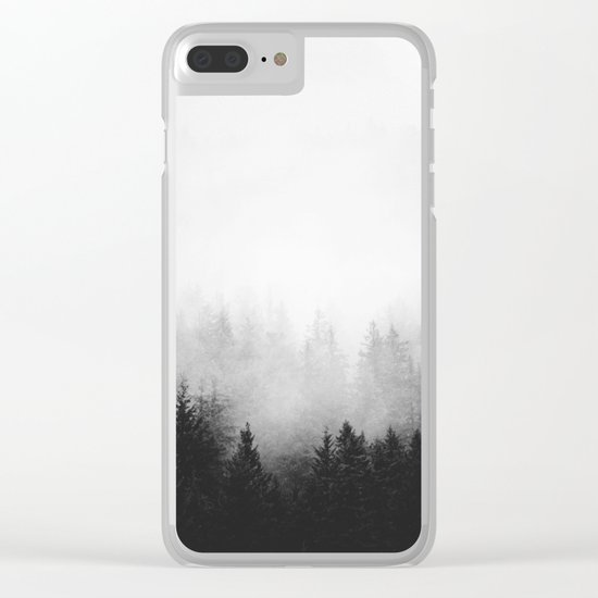 Eyes on you Clear iPhone Case