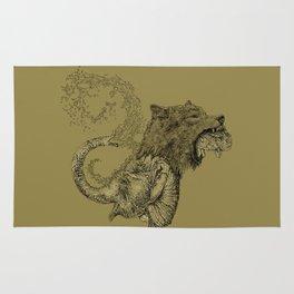Elewolf Rug