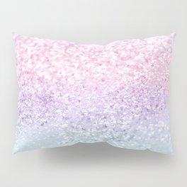 Unicorn Girls Glitter #1 (2019 Version) #shiny #pastel #decor #art #society6 Pillow Sham
