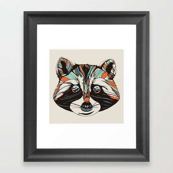 Raccardo Framed Art Print