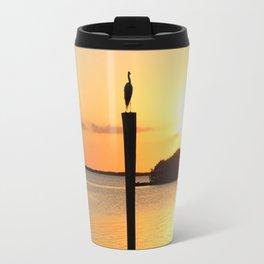 Muted Mirage Travel Mug