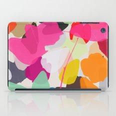 Golden Rain 1 iPad Case