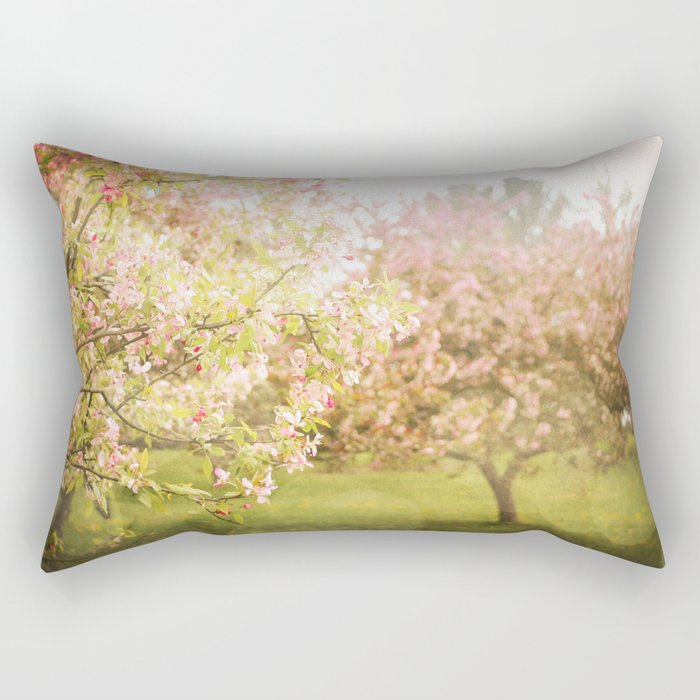 Secret Glances Rectangular Pillow