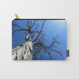 Looking Up Into Trees - 2 Carry-All Pouch
