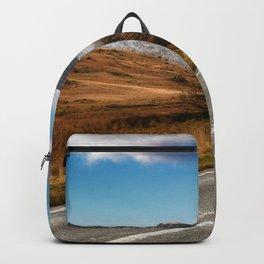Wnter Scenery Snowdonia Backpack