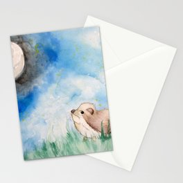 Small Body, Big Dreams Stationery Cards