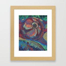 Cham Framed Art Print