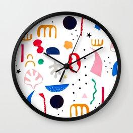 la ville Wall Clock